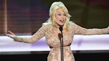 Dolly Parton Just Revealed Her Waist Slimming Trick and It's Genius