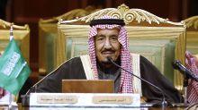 Saudi king, 84, undergoes surgery to remove gallbladder