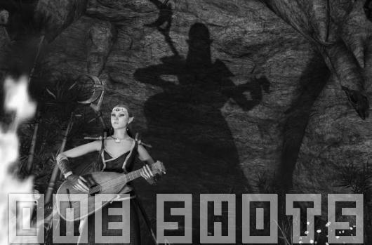 One Shots: Shadow play