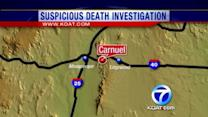 Suspicious death in Carnuel