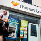 Thomas Cook news – live: Travel firm in talks to avoid collapse