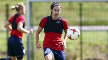 England's new aura has Karen Carney thinking of gold at Euro 2017