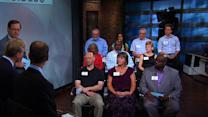 """""""CBS This Morning: Saturday"""" Undecided voters summit, Part 1"""