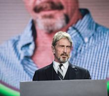 2 years before his death, John McAfee posted a tweet saying, 'If I suicide myself, I didn't. I was whackd.'