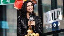 """Morena Baccarin's Son Did Not Want To See """"Elliot: The Littlest Reindeer"""""""