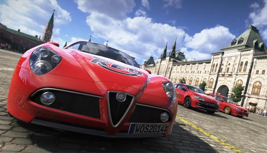 New World of Speed trailer invites you to race the world