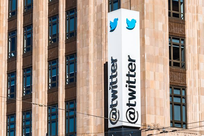 Twitter headquarters in downtown San Francisco