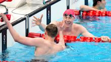 In pictures: Four golds in three days for Team GB at the Tokyo Aquatics Centre
