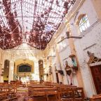 Sri Lanka bombings carried out by Islamist group National Thowheed Jama'ath, minister says