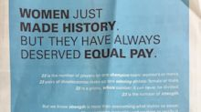 P&G steps up advertising game on equal pay for women