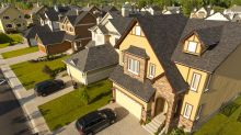 Mortgage rates jump to four-month high as housing market hits a bump