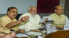 Monsoon Session of Parliament: Narendra Modi chairs all-party meeting