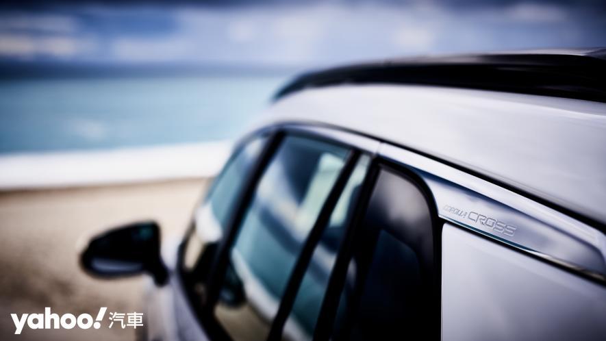 目標明確的新世代跨界之霸!Toyota Corolla Cross 1.8 Hybrid旗艦版花蓮試駕! - 8