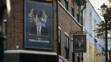 Merseyside pub pokes fun at Johnson, Cummings and Hancock