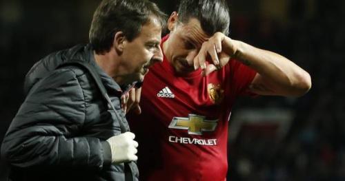 Foot - ANG - MU - Manchester United : José Mourinho ne doute pas du retour de Zlatan Ibrahimovic