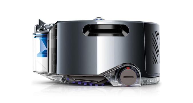 Dyson's first robot vacuum promises more suction than the competition