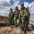 Syria army vows to retake control of Kurdish areas