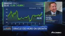 Oracle CEO: Focused on both top and bottom lines