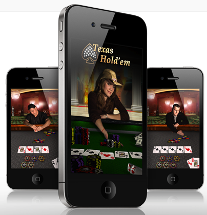 Apple pulls Texas Hold'em from App Store