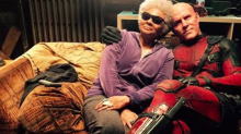 'Deadpool 2': Ryan Reynolds' Merc With a Mouth Cozies Up with Blind Al in Facebook Photo
