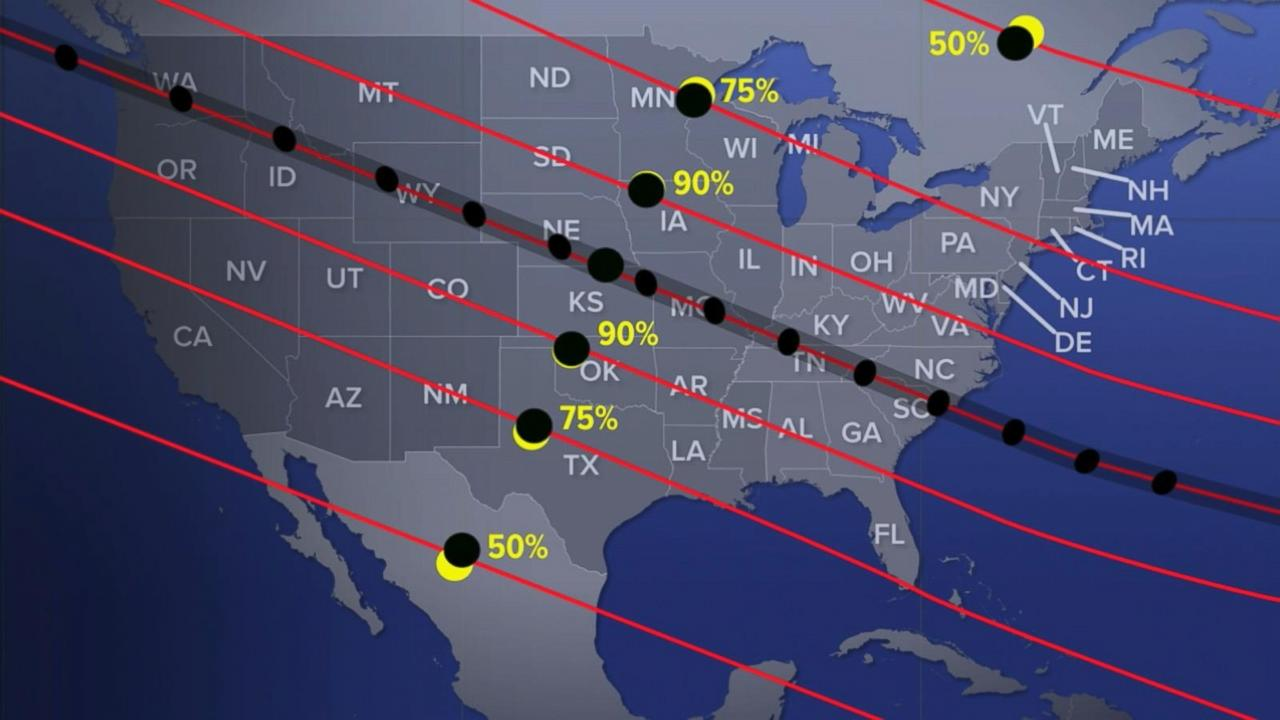 When Will People Be Traveling To See The  Eclipse