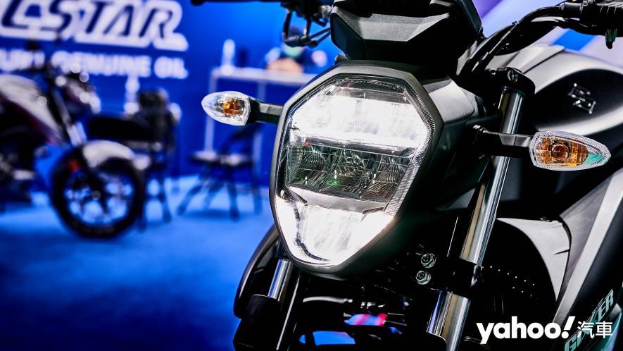 再次見面也依舊心動!2021 Suzuki Gixxer 250、SF 250台北重型機車展賞車! - 8