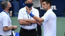 US Open (H) - Novak Djokovic demande à ses fans de soutenir la juge de ligne