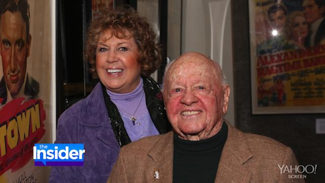 Mickey Rooney, the First Teen Star, Dies at 93