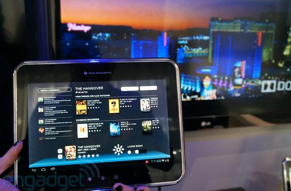 Texas Instruments dual WiFi module lets your tablet connect to your TV and the web simultaneously (hands-on)