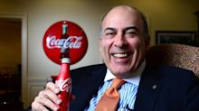 Muhtar Kent and Sam Nunn prepare to cap their careers at Coke