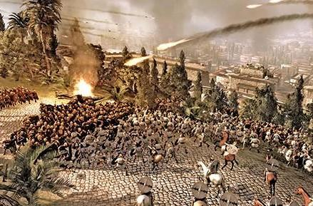 Learn history from Brian Blessed in the latest Total War: Rome 2 trailer