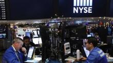 Wall St declines as Amazon, Intel fall; trade worries persist