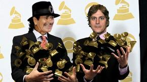 Santana And Rob Thomas' 'Smooth' Sweeps Grammy Awards For 13th Year In A Row