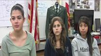ROTC students react to women in combat