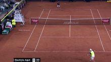 Tennis - ATP - Hambourg - Hambourg: Roberto Bautista Agut qualifié pour les quarts