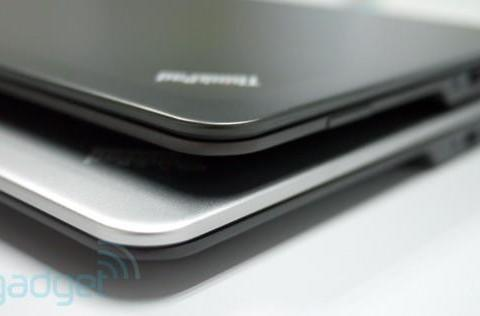 Lenovo ThinkPad S3 and S5 teased, show off aluminum 'floating design'