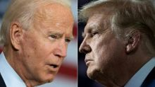 Trump, Biden spar ahead of real debate fight