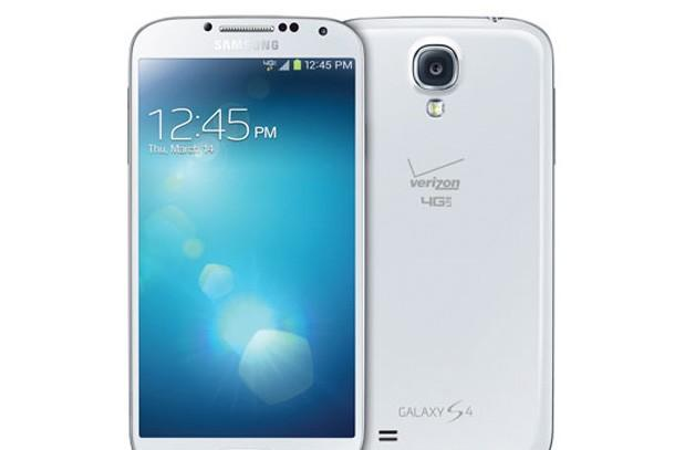 Verizon's Samsung Galaxy S 4 up for pre-order starting tomorrow (update: launching May 30th for $199.99)
