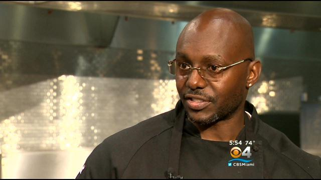 The Chef Who Helps Keep Wade At The Top Of His Game