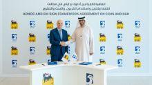 Eni: firma memorandum intesa con Adnoc per progetti R&D e economia circolare