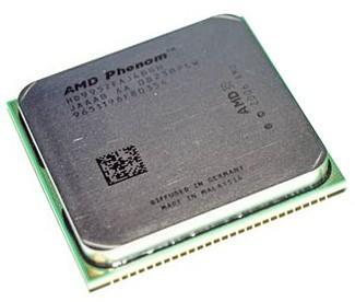 AMD's flagship Phenom X4 9950 BE announced: Intel laughs, points