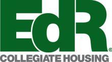 EdR Announces Quarterly Dividend of $0.39 Per Share