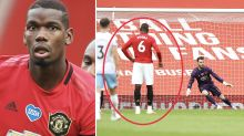 'It's rubbish': Paul Pogba savaged over 'appalling' act