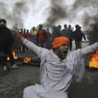 India warns of 'crushing response' to Kashmir suicide attack