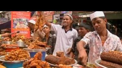 Preparing for Ramadan in Bangladesh