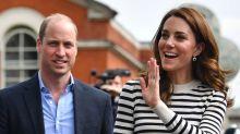So süß! Neue Fotos von Prinz William, Herzogin Kate und den Kids
