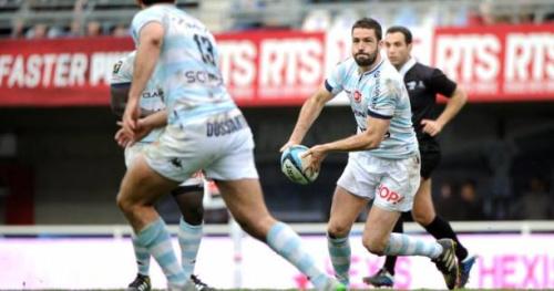Rugby - Top 14 - R92 - Avec Talès à l'ouverture à Montpellier