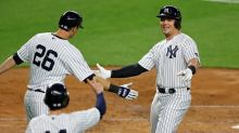 Yanks blow out Blue Jays 20-6, move into 2nd in AL East