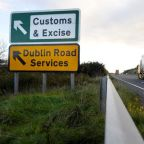 Britain, EU agree draft deal on Northern Irish backstop