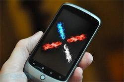 Rubin on adding multitouch to the Nexus One: 'we'll consider it'